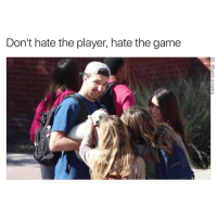 Funny, The Game, and Dog: Don't hate the player, hate the game Actually don't even hate the game, just pet the dog