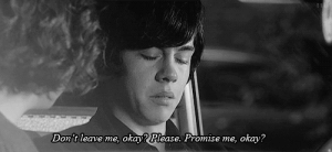 https://iglovequotes.net/: Don't leave me, okay? Please. Promise me, okay? https://iglovequotes.net/