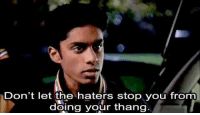 Mean Girls: Don't let the haters stop you from  doing your thang Mean Girls