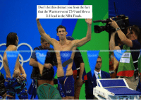 Michael Phelps left the World with one last humble message: ThankYouPhelps: Don't let this distract you from the fact  that the Warriors went 73-9 and blew a  3-1 lead in the NBA Finals.  MP Michael Phelps left the World with one last humble message: ThankYouPhelps