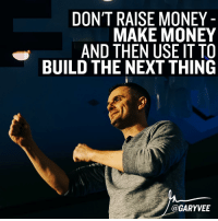 """Amazon, Craigslist, and eBay: DON'T RAISE MONEY  MAKE MONEY  AND THEN USE IT TO  BUILD THE NEXT THING  @GARYVEE I have link in my profile right now .. watch the video .. 🌈🌈🌈update now go to episode 093 of DailyVee """" it speaks to this ... if you've been paying attention I've been speaking a lot about selling stuff sitting in your basement, attic, room ect .. it's my belief that most of you are sitting on $300-$7500 worth of stuff in your closets and homes that you can then use to buy ads on fb or google or buy shoutouts here on insta to build your brand or business .. it takes hustle .. also thrift stores, garage sales and the ultimate of understanding Craigslist, Etsy, eBay, amazon and new shopping apps so well u just buy and resell for profit .. whoever puts in the 500-1000 hrs in this community will have an amazing 2017 flipping thrifting ebayhustle 🍾🍾🍾🍾🍾watch the video 📲📲📲📲"""