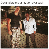 Calling in dad for the bully at school 😁 Rp @mr.serious1 centralintelligence bullies standup: Don't talk to me or my son ever again Calling in dad for the bully at school 😁 Rp @mr.serious1 centralintelligence bullies standup