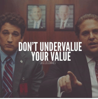 I've learned a lot of people won't value your true value. Most people are takers and want everything for free. It's easy to fall victim to this and I have many times in the past. • Here are some tips to stopping the habit of undervaluing your value: • 1. Stop doing everything for free. If you want to get paid, you have to start charging people. Don't get me wrong, doing things for free when your first starting out or networking is a great way to get further in life. But decipher between who wants to collaborate and who just wants to take advantage of you. • 2. Don't say yes to everything. Your time is the most valuable thing you have. Be selective with it. If you don't, people will think it has no value to you and will abuse it. This leads me into my next tip. • 3. Don't always be reachable. Once you always answer every phone call, text, or email immediately it sets an expectation. I'm not talking about customer service here. I'm talking about in your personal and business dealings. If you are always answering the second someone calls on you, this expectation will be expected all the time. The second you try to put your priorities in front of theirs, they will think you're doing them a disservice. • You biggest asset is you and your time. Don't let anyone take advantage of either. Even if it means walking away from an opportunity. successdiaries: DON'T UNDERVALUE  YOUR VALUE  SUCCESSUIARIES I've learned a lot of people won't value your true value. Most people are takers and want everything for free. It's easy to fall victim to this and I have many times in the past. • Here are some tips to stopping the habit of undervaluing your value: • 1. Stop doing everything for free. If you want to get paid, you have to start charging people. Don't get me wrong, doing things for free when your first starting out or networking is a great way to get further in life. But decipher between who wants to collaborate and who just wants to take advantage of you. • 2. Don't say yes to everything. Your time is the most valuable thing you have. Be selective with it. If you don't, people will think it has no value to you and will abuse it. This leads me into my next tip. • 3. Don't always be reachable. Once you always answer every phone call, text, or email immediately it sets an expectation. I'm not talking about customer service here. I'm talking about in your personal and business dealings. If you are always answering the second someone calls on you, this expectation will be expected all the time. The second you try to put your priorities in front of theirs, they will think you're doing them a disservice. • You biggest asset is you and your time. Don't let anyone take advantage of either. Even if it means walking away from an opportunity. successdiaries