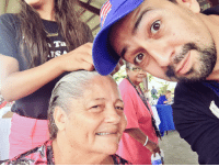 Memes, Hair, and The Real: Don't worry guys I found the real Gramma Tala she lives in Dorado and she's getting her hair done  🇵🇷 https://t.co/dap4Pu5A1h