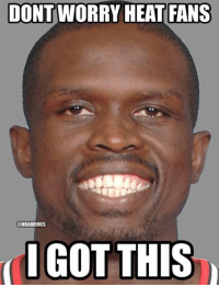 The Miami Heat have agreed to a 2-year, $20 million deal with Luol Deng to reconstruct their Big 3 in South Beach! #Heat Nation Credit: Mustafa Muhammed Salim Abdoul: DONT WORRY HEAT FANS  @NBAMEMES  I GOT THIS The Miami Heat have agreed to a 2-year, $20 million deal with Luol Deng to reconstruct their Big 3 in South Beach! #Heat Nation Credit: Mustafa Muhammed Salim Abdoul