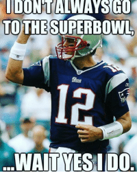 Memes, 🤖, and Mvp: DONTALWASGO  TO THE SUPERBOWL  WAIT YES I DO Hate as much as you want... this guy is the best ever👌🙏 G.O.A.T nfl superbowl tombrady patriots newengland winning mvp allidoiswin goat hatersgonnahate lol umad