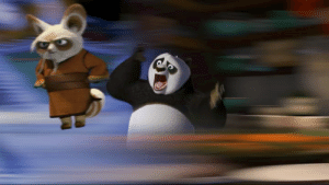 Teacher, Tumblr, and Panda: dontstarvetrash:  beanbunz:  I paused Kung Fu Panda Holiday at the perfect moment  when your math teacher is moving on to the next chapter but you still don't know anything