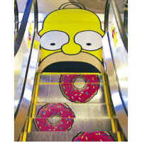 """Donuts. Is there anything they can't do?"" - Homer Simpson: ""Donuts. Is there anything they can't do?"" - Homer Simpson"