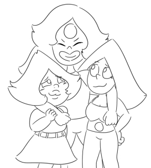 Tumblr, Blog, and Com: doodlin-doods:  amedot gemlings! they're sodalites!