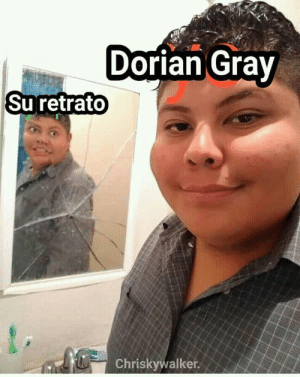 : Dorian Gray  Su retrato  Chriskywalker.