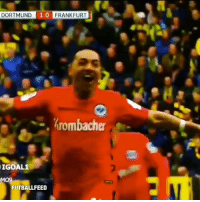 Friends, Goals, and Memes: DORTMUND  1:0  FRANKFURT  hrombacher  DIGOAL1  FUTBALLFEED Top goals of the day 🔥 Which was your favourite? 1,2,3 or 4? 🤔 Tag Your Friends 🎥 @FutballFeed