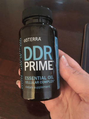Complex, Cancer, and Experience: doTERRA  DDR  PRIME  ESSENTIAL OIL  CELLULAR COMPLEX  dietary supplement  G  OP  QTARUAN SOFTQELS. J0 DAY SUPPLY Does anyone have knowledge of or experience with these Doterra pills? My mother with cancer has been taking them. More info in comments.