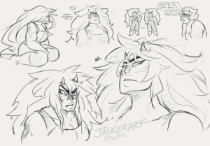 jasker:  some doodles, playing with line thickness!: Dou 'T BE AL  WEIRD ABOUT IT.  SOMEDNE  DID SOMETHINN  NICE  (I'M JUST  TRY ING IT OUT  JASKERART  Chuitelz jasker:  some doodles, playing with line thickness!