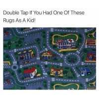 Memes, Rugs, and 🤖: Double Tap If You Had One Of These  Rugs As A Kid! I sure did! 💙
