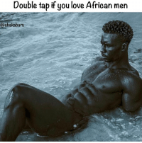 Lol, Love, and Memes: Double tap if you love African men  @chaka bars Melanin picture by @zavierdeangelo @iamjoshuacummings is about to get thousands of women on his case lol