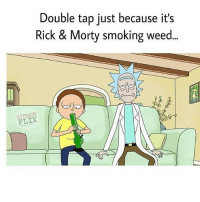 Like this shitttt! 😜 Double Tap ♥️ & Tag a Friend! 🙌🏽 ➖➖➖➖➖➖➖➖ Follow Me For More Weed Funny Pics! 👉@weedviewzz 👉@weedviewzz ➖➖➖➖➖➖➖➖ 🍁 Like 10 Posts & Follow 💨 Turn On Post Notifications ⬆️⬆️⬆️ ➖➖➖➖➖➖➖➖: Double tap just because it's  Rick & Morty smoking weed...  FLI Like this shitttt! 😜 Double Tap ♥️ & Tag a Friend! 🙌🏽 ➖➖➖➖➖➖➖➖ Follow Me For More Weed Funny Pics! 👉@weedviewzz 👉@weedviewzz ➖➖➖➖➖➖➖➖ 🍁 Like 10 Posts & Follow 💨 Turn On Post Notifications ⬆️⬆️⬆️ ➖➖➖➖➖➖➖➖