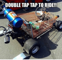 Heck yes! Who's with me!?: DOUBLE TAP TAPTORIDELU Heck yes! Who's with me!?