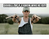 Who knows!??? Yee yee!!: DOUBLE TAPIFUKNOW WHOHE IS!!! Who knows!??? Yee yee!!