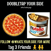 Wow So confusing 😫😓 Double tap your side Follow @whats.your.side: DOUBLETAP YOUR SIDE  CThe foodie page  NEW  NOUVEAU  nutela  FOLLOW @WHATS YOUR SIDE FOR MORE  Tag 3 Friends  A Wow So confusing 😫😓 Double tap your side Follow @whats.your.side