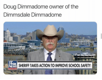 Dimmsdale Dimmadome