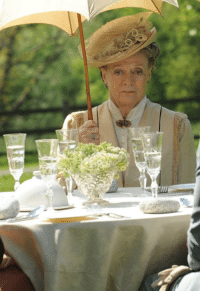 Dowager Countess of Downton Abbey, more like the Queen of Sassy Smackdown One-Liners. What do you think is the best line??: Dowager Countess of Downton Abbey, more like the Queen of Sassy Smackdown One-Liners. What do you think is the best line??