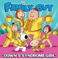 """Dank, Down Syndrome, and Girl: DOWNS SYNDROME GIRL Download our Emmy-nominated song """"Down's Syndrome Girl"""" now: http://fox.tv/2gViIph"""