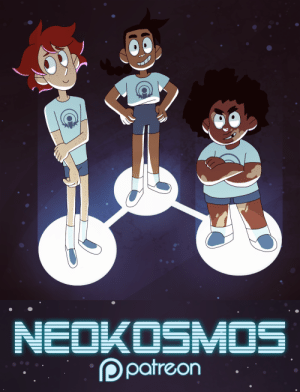 gullshriek:  shelbycragg:  shelbycragg:  Hello! My name is Shelby Cragg, and I'm part of the team that is creating NEO-KOSMOS.com, a free to read webcomic about kids raised in isolation on an alien space station. Along with my co-creator Amber Rogers and our animator Adrienne Garcia, we have been creating a comic that is meant to feel more like a cartoon. As such, it is very labor intensive! Right now, NEOKOSMOS is a labor of love, and I have been sacrificing almost all of my free time working on it instead of taking on freelance work. I do have a part-time job, but that is often not enough to cover my living expenses. That's why I am asking for your help! With your donations, I can continue to support myself while I work on NEO-KOSMOS and all related projects. So, what is in it for you guys? Currently, I am offering weekly streams for patrons, access to high-res panels for wallpapers, and if our first stretch goal is met, you will get access to other NEOKOSMOS related projects and processes. If I can gain enough support, I can even start offering NK merchandise and lots more goodies! Thank you for your time and consideration. Your support means so much to me!Click here to support NEO-KOSMOS on Patreon for as little as $1 a month!  Evening reblog! We are over halfway to our first goal– previews of a secret NK related project!  neokosmos is excellent! please check it out and give them some money if you enjoy it! : Dpatreon gullshriek:  shelbycragg:  shelbycragg:  Hello! My name is Shelby Cragg, and I'm part of the team that is creating NEO-KOSMOS.com, a free to read webcomic about kids raised in isolation on an alien space station. Along with my co-creator Amber Rogers and our animator Adrienne Garcia, we have been creating a comic that is meant to feel more like a cartoon. As such, it is very labor intensive! Right now, NEOKOSMOS is a labor of love, and I have been sacrificing almost all of my free time working on it instead of taking on freelance work. I do have a part-time job, but that is often not enough to cover my living expenses. That's why I am asking for your help! With your donations, I can continue to support myself while I work on NEO-KOSMOS and all related projects. So, what is in it for you guys? Currently, I am offering weekly streams for patrons, access to high-res panels for wallpapers, and if our first stretch goal is met, you will get access to other NEOKOSMOS related projects and processes. If I can gain enough support, I can even start offering NK merchandise and lots more goodies! Thank you for your time and consideration. Your support means so much to me!Click here to support NEO-KOSMOS on Patreon for as little as $1 a month!  Evening reblog! We are over halfway to our first goal– previews of a secret NK related project!  neokosmos is excellent! please check it out and give them some money if you enjoy it!