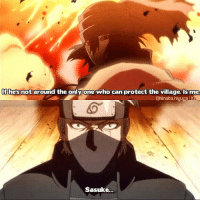 villager: DR  If he's not around the onlyonewho can protect the village. Is me.  @hinatahiyug  Sasuke...