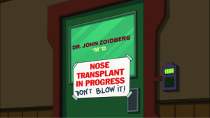 """Tumblr, Blog, and Http: DR. JOHN ZOIDBERG  """"M""""D  NOSE  TRANSPLANT  IN PROGRESS  DONT BLOW İT! scifiseries:  Don't Blow it!"""
