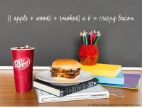 Dank, Cold, and Bacon: Dr Pepper is a registored trademark of Dx. Popper/ Seven Up, Inc We've solved the equation for the perfect bacon cheeseburger with the added variable of an ice cold Dr Pepper.