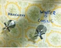 Memes, Winter, and 🤖: DRACARYS  WINTER  HING