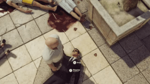 Agent 47, Drag, and You: Drag  guise Agent 47 have a message for you