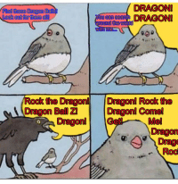 "Tumblr, Blog, and Dragon Ball Z: DRAGON!  Find those Dragon  Look out for them al!  ou  can search  ar  ound the wo  ock the Dragon Dragonl Rock the  Dragon Ball Z  Dragon! Comel  Dragonl  Mel  Dragon  Roc <p><a href=""http://awesomesthesia.tumblr.com/post/175469055904/dragon-birb-z"" class=""tumblr_blog"">awesomesthesia</a>:</p>  <blockquote><p>Dragon Birb Z</p></blockquote>"