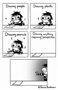 Animals, Memes, and 🤖: Draing peopleDrawing Plants  Drawina plants  rawina animals  Drauwing anything  vreqviring perspective  OSaoh Andersen
