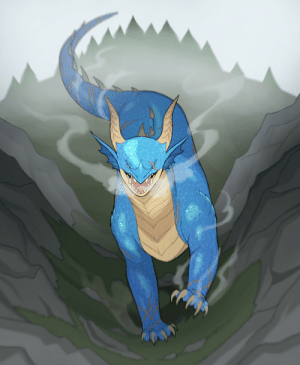 drakdrawings:  Nor just being a dragon.MH inspired me to finally draw this, and thisGo fight her: drakdrawings:  Nor just being a dragon.MH inspired me to finally draw this, and thisGo fight her
