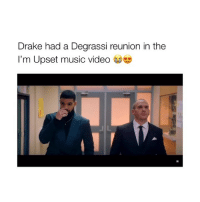 I AM NOT OKAY: Drake had a Degrassi reunion in the  I'm Upset music video I AM NOT OKAY