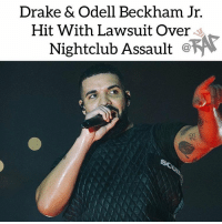 "Drake, Odell Beckham Jr, and Kourtney Kardashian's ex 'Younes Bendjima' were involved in a violent situation at a West Hollywood club named 'Delilah Club' that left a man bleeding.⁣ -⁣ The victim 'Bennett Sipes' claims that he was attacked after Drake gave his goons the ""cut-throat"" gesture.⁣ -⁣ Bennett is now suing all three and claims that he's suffering from mental and physical health issues because of this situation.⁣ -⁣ Bennett's lawyer had this to say,⁣ ⁣ ""We gave the defendant's months to settle this claim without litigation, but when they failed to be accountable for their actions, we were left with no choice but to file suit to seek justice for our client,""⁣ -⁣ Raptvstaff: @thatkidcm⁣ 📸 @brandondull: Drake & Odell Beckham Jr.  Hit With Lawsuit Over  Nightclub Assault Drake, Odell Beckham Jr, and Kourtney Kardashian's ex 'Younes Bendjima' were involved in a violent situation at a West Hollywood club named 'Delilah Club' that left a man bleeding.⁣ -⁣ The victim 'Bennett Sipes' claims that he was attacked after Drake gave his goons the ""cut-throat"" gesture.⁣ -⁣ Bennett is now suing all three and claims that he's suffering from mental and physical health issues because of this situation.⁣ -⁣ Bennett's lawyer had this to say,⁣ ⁣ ""We gave the defendant's months to settle this claim without litigation, but when they failed to be accountable for their actions, we were left with no choice but to file suit to seek justice for our client,""⁣ -⁣ Raptvstaff: @thatkidcm⁣ 📸 @brandondull"