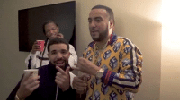 "Drake tries FrenchMontana's ""French Vanilla"" Ciroc for the first time 🕺🥃 WSHH @champagnepapi @frenchmontana: Drake tries FrenchMontana's ""French Vanilla"" Ciroc for the first time 🕺🥃 WSHH @champagnepapi @frenchmontana"