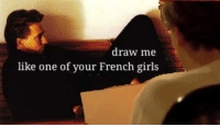 """Girls, Tumblr, and Blog: draw me  like one of your French girls <p><a href=""""https://blasphemousheaven.tumblr.com/post/173455077052"""" class=""""tumblr_blog"""">blasphemousheaven</a>:</p>  <blockquote><p>:)))</p></blockquote>"""