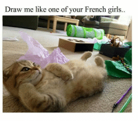 draw me like one of your french girls: Draw me like one of your French girls