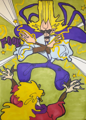 Drawing Jojo Characters in Oingo Boingo Style Everyday until Stone Ocean Anime is Announced (Day 5) (Dire): Drawing Jojo Characters in Oingo Boingo Style Everyday until Stone Ocean Anime is Announced (Day 5) (Dire)