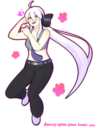 Love, Target, and Tumblr: drawing-spaee-place. tumblr.com drawing-space-place:  A Haku requested by @greerbiggie !I love Haku she's my angel💘💘💘