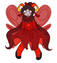 God, Target, and Tumblr: drawthiere:  there is a criminally low amount of art of damara in her god tier