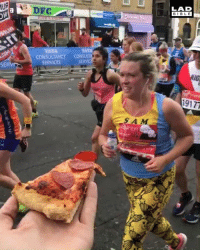 Dank, Pizza, and Bible: DRC  LAD  BIBLE  TAYA  ATA  CONSULTANCY CONSUT  SER  SERVICES  IG  9177  SAM This lad offers pizza to marathon runners. Who would stop for a slice? 😂🍕