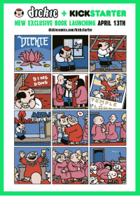 """Omg, Tumblr, and Blog: drchie + KICKSTARTER  NEW EXCLUSIVE BOOK LAUNCHING APRIL 13TH  dickiecomics.com/kickstarter  DING  DONG  ITEMPLE  OF <p><a href=""""https://omg-images.tumblr.com/post/159427883467/dickie-finds-religion-oc"""" class=""""tumblr_blog"""">omg-images</a>:</p>  <blockquote><p>Dickie finds religion [OC]</p></blockquote>"""