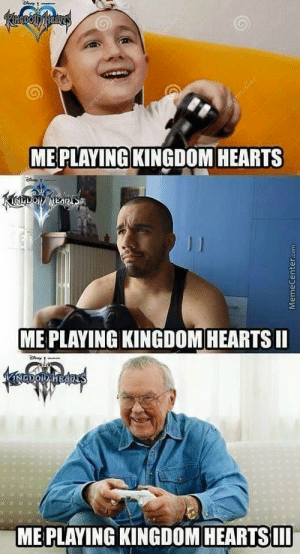 Donald Was Really Useful Kingdom Hearts Meme