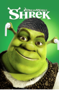 Shrek: DREAMWORKS  SHReK