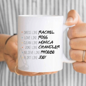I want this…  Follow for more relatable love and life quotes!: DRESS LIKE RACHEL  LOVE LIKE ROSS  CLEAN LIKE MONICA  UOKE LIKE CitANDLER  BELIEVE LIKE PHOEBE  FLIRT LIKE JOEY I want this…  Follow for more relatable love and life quotes!