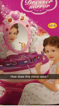 memehumor:  Posted on r/crappydesign but I feel like it belongs here too: Dresser  murO  How does this mirror work? memehumor:  Posted on r/crappydesign but I feel like it belongs here too