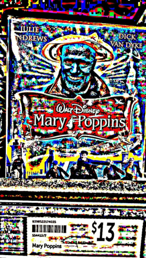 Mary Poppins, Van, and Mary: DREWS  VAN D  Mary APoppins  9398522174035  SS4AUn  Mary Poppins Mary 🅱️o🅱️🅱️ins Y'all